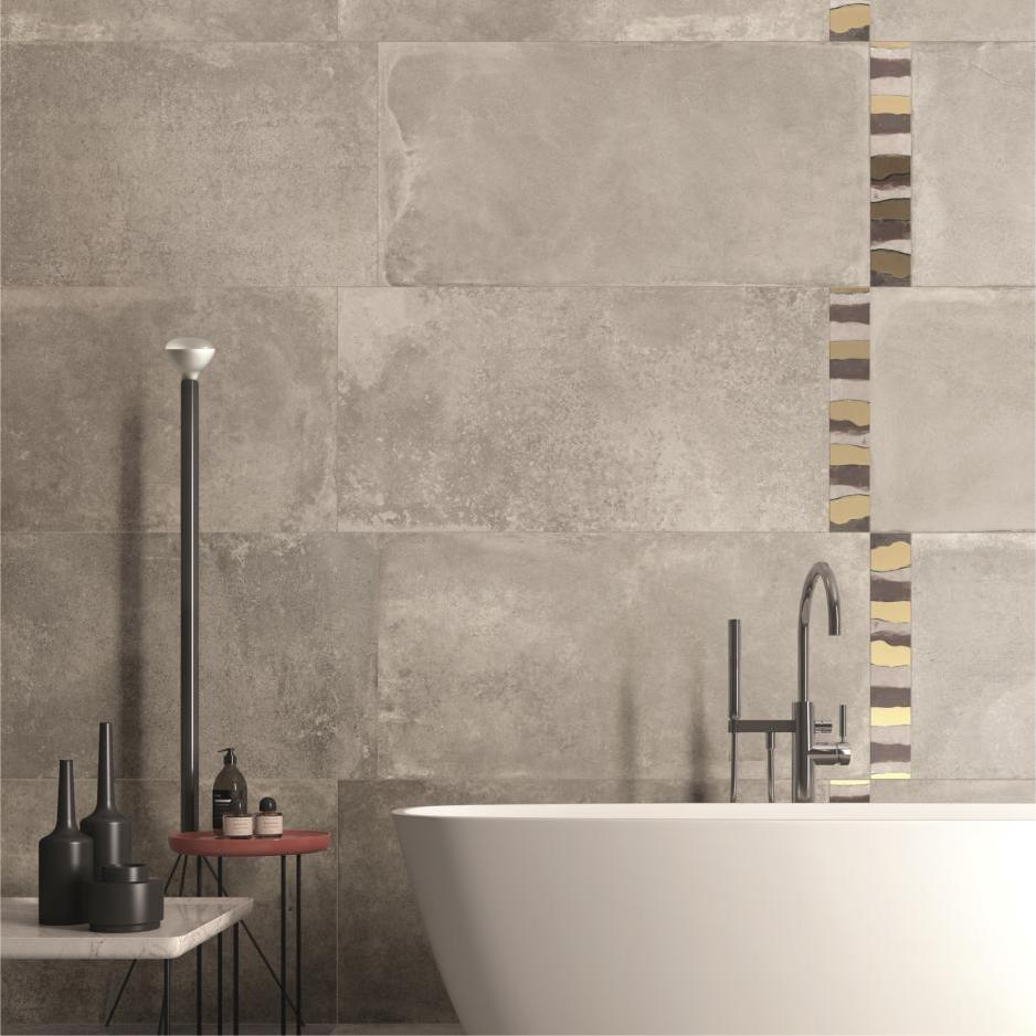 New york grey porcelain wall floor tile new york tile bronze porcelain tiles cumbria dailygadgetfo Choice Image