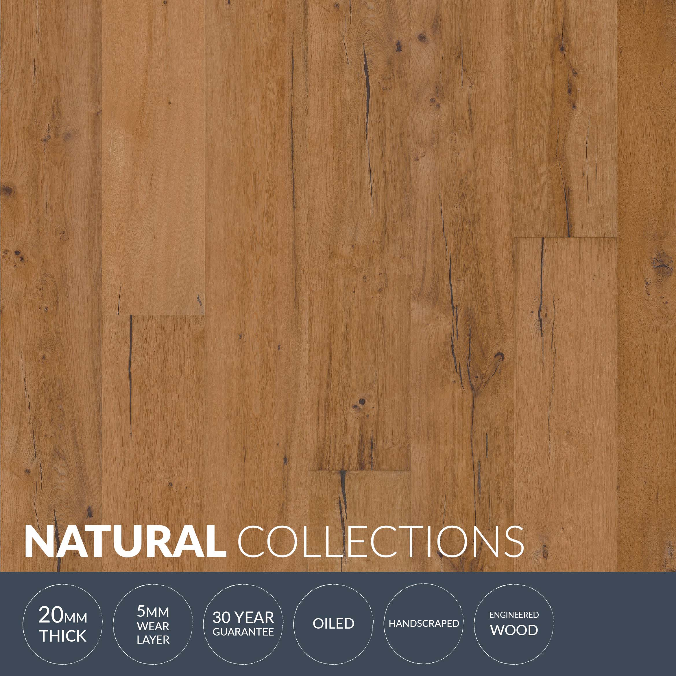 Heritage Oak Wood Flooring