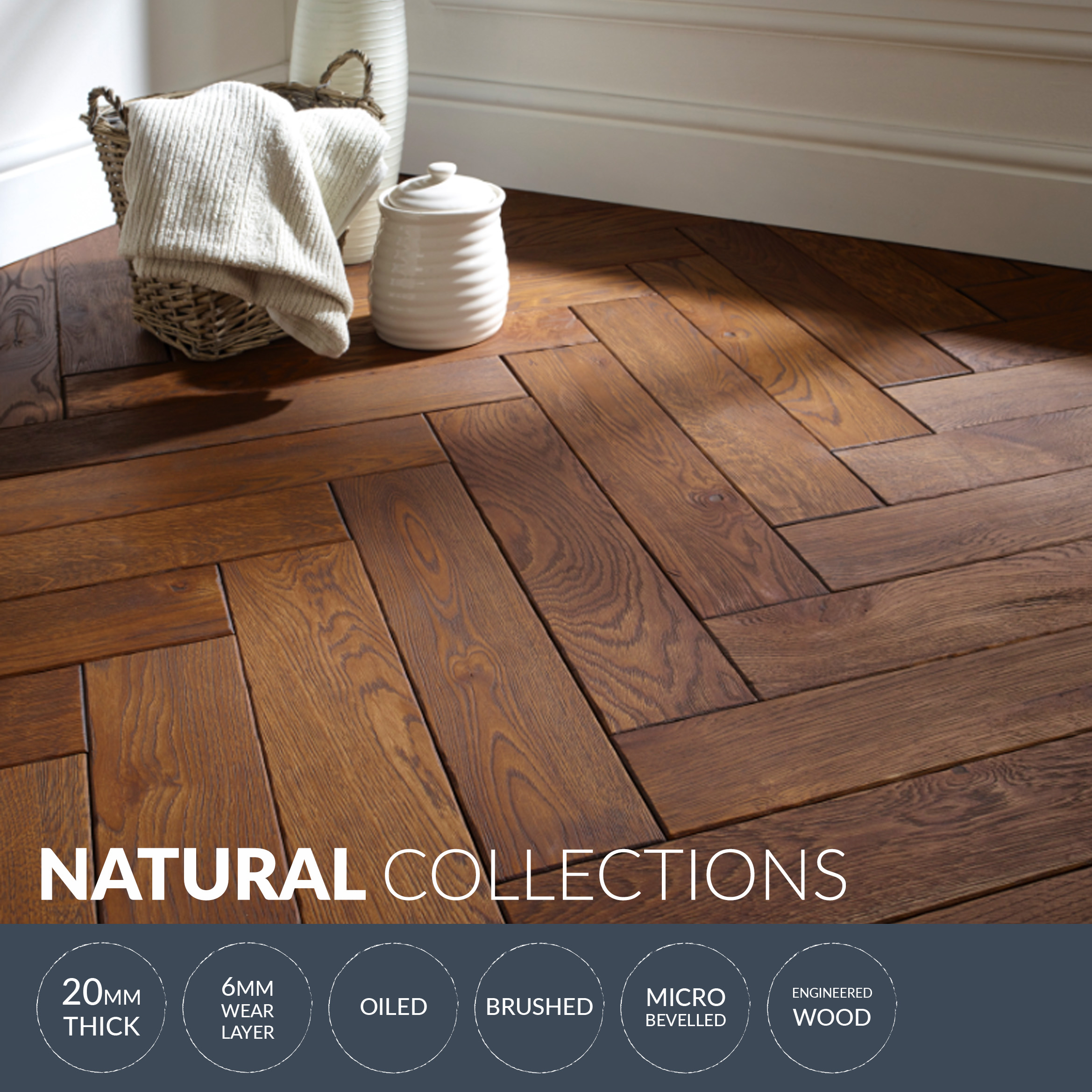 Marlborough Oak Wood Flooring