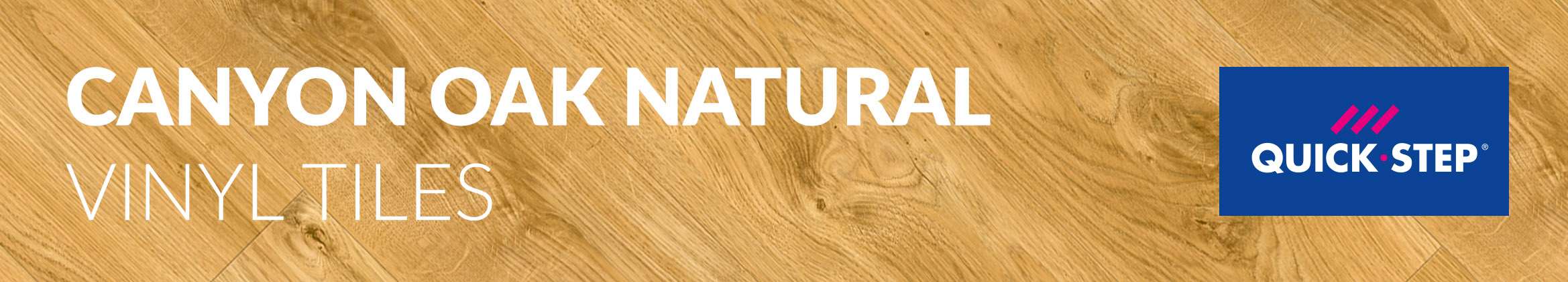Classic Oak Natural Vinyl Flooring
